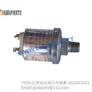 ,803503981 YG901C PRESSURE SENSOR