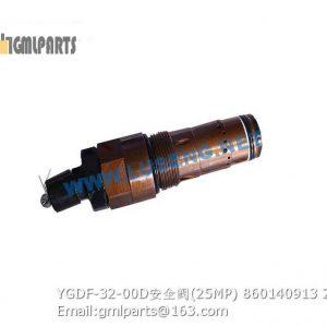 ,860140913 YGDF-32-00D SAFETY VALVE
