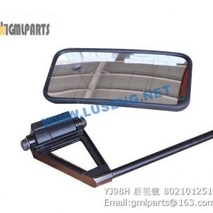 ,802101251 YJ98H REAR VIEW MIRROR