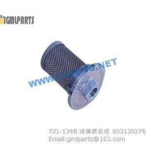 ,803130276 YXL-134B filter assy
