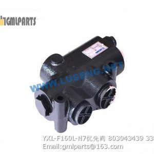 ,803043439 YXL-F160L-N7 Priority valve