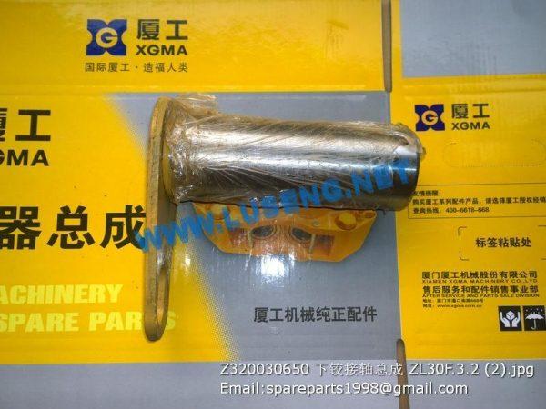 ,Z320030650 Hinged pin assembly ZL30F.3.2