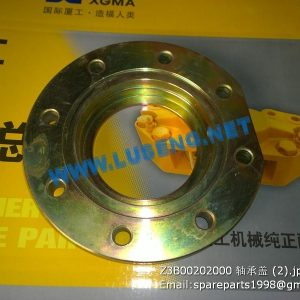 ,Z3B00202000 BEARING COVER,SEM SEM636B SEM639 WHEEL LOADER PARTS