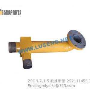 ,252111456 Z5GN.7.1.5 TUBE XCMG
