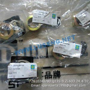 ,Z610240780 Q235-B ZL60D.24.4-32 NUT