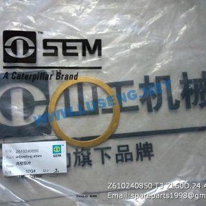 ,Z610240850 T3 ZL60D.24.4-39 SEM SHIM
