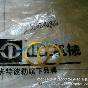 ,Z610240860 ZL60D.24.4-40 SHIM