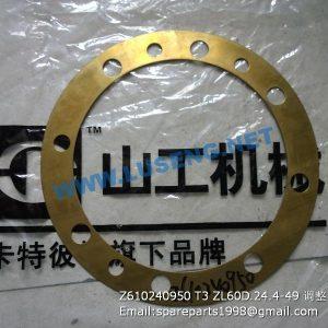 ,Z610240950 T3 ZL60D.24.4-49 SEM SHIM