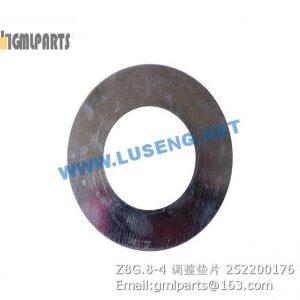 ,252200176 Z8G.8-4 SHIM
