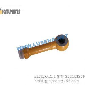 ,252101209 ZJ5G.7A.5.1 XCMG TUBE