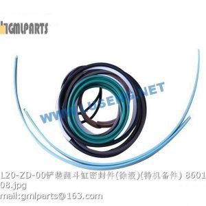 ,860127301 ZL20-ZD-00 tilt cylinder repair kits