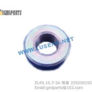 ,250200195 ZL40.10.7-3A SLEEVE XCMG