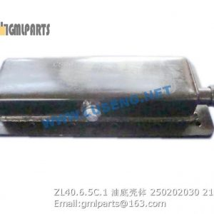 ,250202030 ZL40.6.5C.1 OIL SUMP BOX