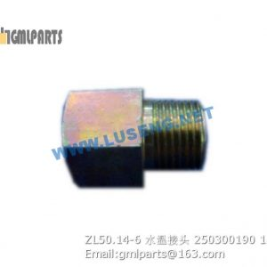 ,250300190 ZL50.14-6 JOINT FOR WATER TEMPERATURE
