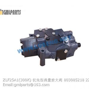 ,803085218 ZLF25A1 300K FLOW ENLARGING VALVE