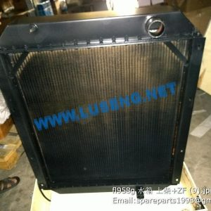 ,FOTON LOVOL FL958G WHEEL LOADER WATER RADIATOR