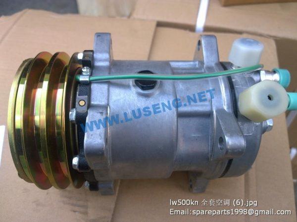 ,803502601 SE5H14 TYJ2-100 XCMG COMPRESSOR